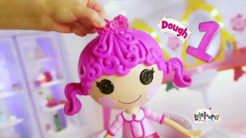 Lalaloopsy Hair-Dough Activity Doll TV Spot, 'Make It Grow' - Thumbnail 1