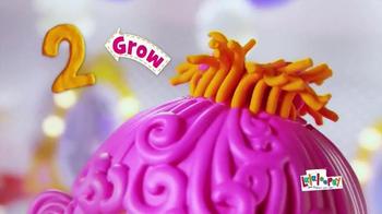 Lalaloopsy Hair-Dough Activity Doll TV Spot, 'Make It Grow' - Thumbnail 2