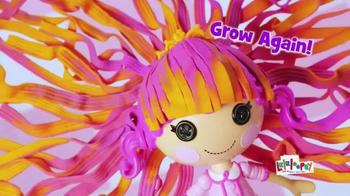 Lalaloopsy Hair-Dough Activity Doll TV Spot, 'Make It Grow' - Thumbnail 5