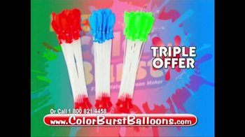 Battle Balloons Color Burst TV Spot, 'Bursting With Color' - Thumbnail 9