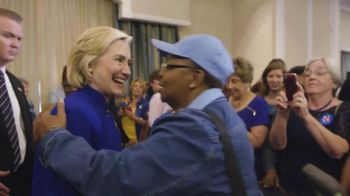 Hillary for America TV Spot, 'Stand'
