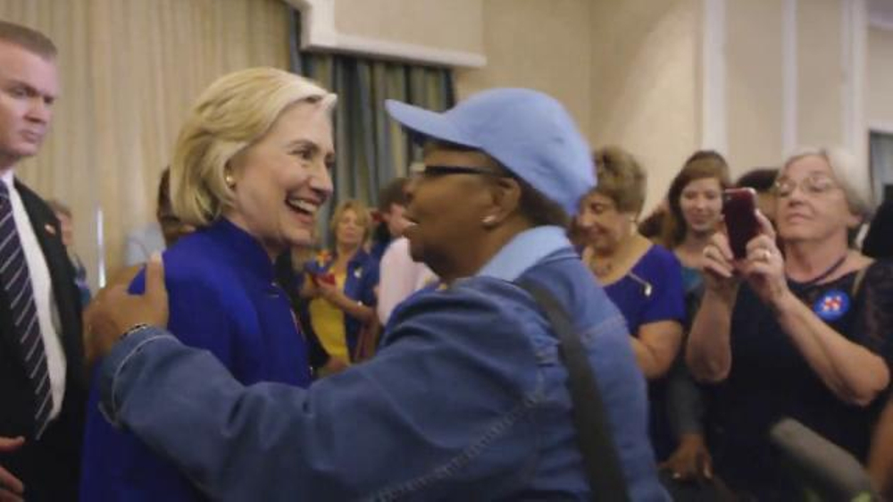 Hillary for America TV Commercial, 'Stand'
