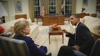 Hillary for America TV Spot, 'Stand' - Thumbnail 8