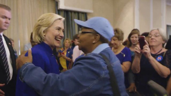 Hillary for America TV Spot, 'Stand' - 38 commercial airings