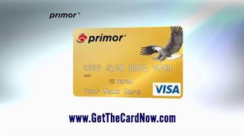 primor Secured Visa Gold Card TV Spot, 'Get Back on Track' - Thumbnail 2