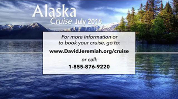 Turning Point with Dr. David Jeremiah Alaska Cruise TV Spot, 'Refresh' - Thumbnail 8