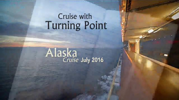 Turning Point with Dr. David Jeremiah Alaska Cruise TV Spot, 'Refresh' - Thumbnail 2