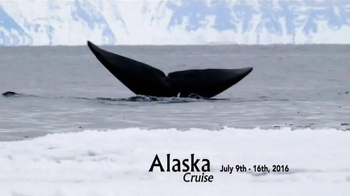 Turning Point with Dr. David Jeremiah Alaska Cruise TV Spot, 'Refresh' - Thumbnail 4