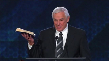 Turning Point with Dr. David Jeremiah Alaska Cruise TV Spot, 'Refresh' - Thumbnail 6