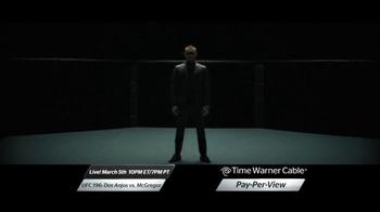Time Warner Cable On Demand TV Spot, 'UFC 196: Dos Anjos vs. McGregor' - Thumbnail 1