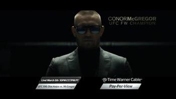 Time Warner Cable On Demand TV Spot, 'UFC 196: Dos Anjos vs. McGregor' - Thumbnail 2
