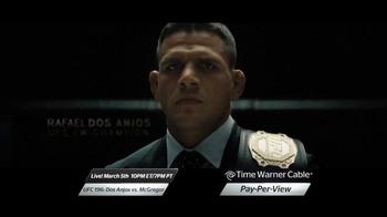 Time Warner Cable On Demand TV Spot, 'UFC 196: Dos Anjos vs. McGregor'