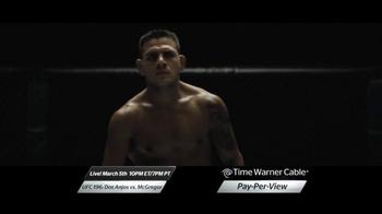 Time Warner Cable On Demand TV Spot, 'UFC 196: Dos Anjos vs. McGregor' - Thumbnail 6