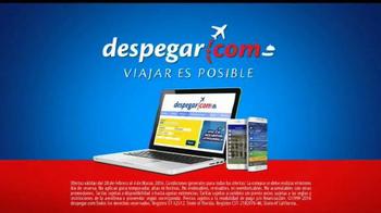Despegar.com TV Spot, 'Latinoamérica' [Spanish] - Thumbnail 9