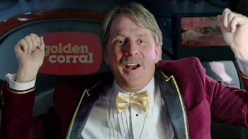 Golden Corral Premium Weekends TV Spot, 'Tuxedo' Featuring Jeff Foxworthy - Thumbnail 3