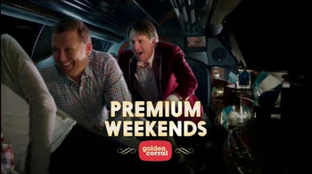 Golden Corral Premium Weekends TV Spot, 'Tuxedo' Featuring Jeff Foxworthy - Thumbnail 4