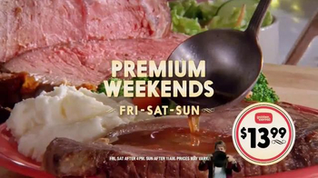Golden Corral Premium Weekends TV Spot, 'Tuxedo' Featuring Jeff Foxworthy - Thumbnail 6