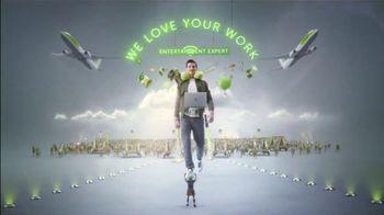 Dell XPS 13 TV Spot, 'In-Flight Entertainment Expert'