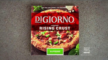 DiGiorno TV Spot, 'Don't Settle for Delivery' - Thumbnail 8