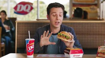 Dairy Queen Bakes! Chicken Bruschetta TV Spot, 'High-End Italian Sandwich' - Thumbnail 3