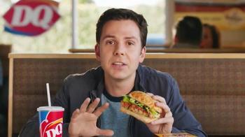 Dairy Queen Bakes! Chicken Bruschetta TV Spot, 'High-End Italian Sandwich' - Thumbnail 7
