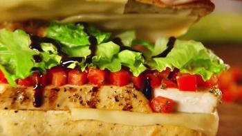 Dairy Queen Bakes! Chicken Bruschetta TV Spot, 'High-End Italian Sandwich' - Thumbnail 8
