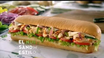 Subway Sandwich de Pollo Estilo Rostizado TV Spot, 'Tu Tablet' [Spanish] - Thumbnail 6