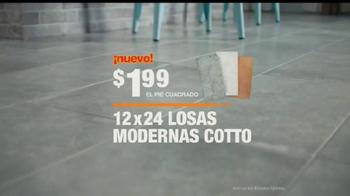 The Home Depot TV Spot, 'La nueva generación de losas' [Spanish] - Thumbnail 10