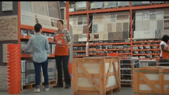The Home Depot TV Spot, 'La nueva generación de losas' [Spanish] - Thumbnail 7