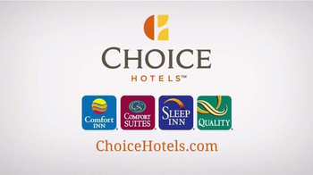 Choice Hotels TV Spot, 'Business Trip' Song by The Clash - Thumbnail 8