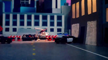 Air Hogs RC Batmobile TV Spot, 'Chase Through Gotham' - Thumbnail 5
