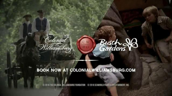 Colonial Williamsburg TV Spot, 'Best Spring Break in History' - Thumbnail 7
