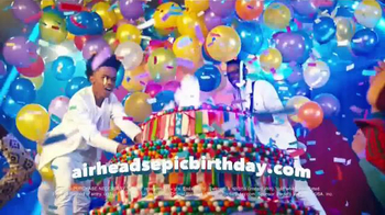 Airheads TV Spot, 'Epic Birthday Song' Song by Unlocking the Truth - Thumbnail 6