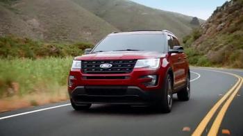 2016 Ford Explorer TV Spot, 'Unstoppable' - Thumbnail 1