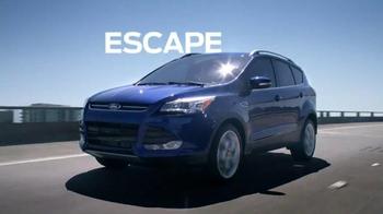 2016 Ford Explorer TV Spot, 'Unstoppable' - Thumbnail 5