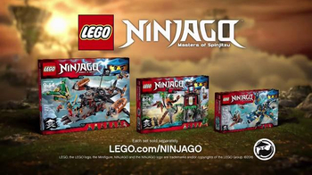 LEGO Ninjago Jay's Elemental Dragon TV Spot, 'Reclaim the Skies' - Thumbnail 5