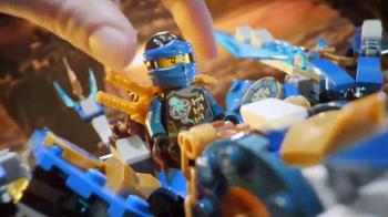 LEGO Ninjago Jay's Elemental Dragon TV Spot, 'Reclaim the Skies' - Thumbnail 3