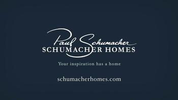 Schumacher Homes TV Spot, 'Built Just for You' - Thumbnail 9