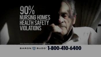 Baron & Budd, P.C. TV Spot, 'Nursing Home Abuse: Neglect' - Thumbnail 1