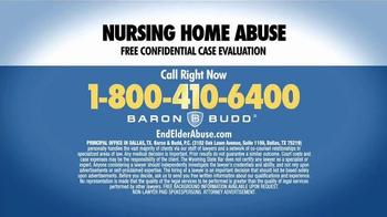 Baron & Budd, P.C. TV Spot, 'Nursing Home Abuse: Neglect' - Thumbnail 8