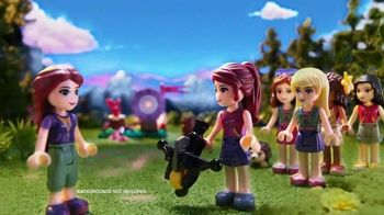 LEGO Friends Adventure Camp TV Spot, 'Obstacle Course'