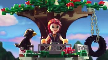 LEGO Friends Adventure Camp TV Spot, 'Obstacle Course' - Thumbnail 4