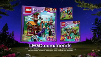 LEGO Friends Adventure Camp TV Spot, 'Obstacle Course' - Thumbnail 8
