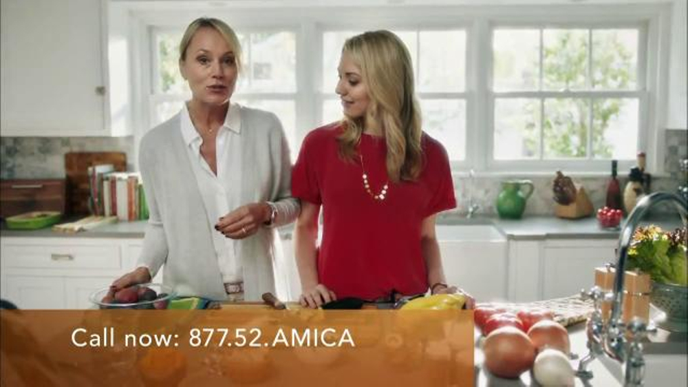 Amica Mutual Insurance Company TV Commercial, 'Helpfulness ...