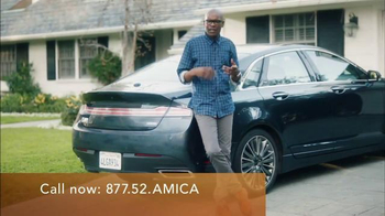 Amica Mutual Insurance Company TV Spot, 'Helpfulness' - 1162 commercial airings