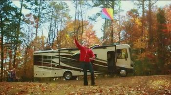 Go RVing TV Spot, 'Dirt Roads Lead to Victory Lane' Featuring Aric Almirola
