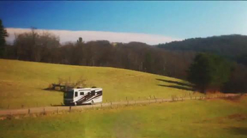 Go RVing TV Spot, 'Dirt Roads Lead to Victory Lane' Featuring Aric Almirola - Thumbnail 8