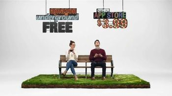 Amazon Underground TV Spot, 'Automagically' - 630 commercial airings