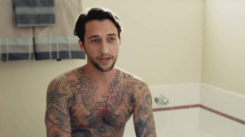 Gillette TV Commercial, 'Tattoos: A Body of Work'