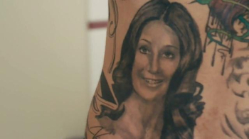 Gillette TV Spot, 'Tattoos: A Body of Work' - Thumbnail 6